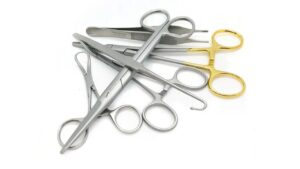 Veteriary surgical items